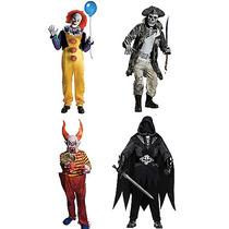Disfraz Horror Hombre Adulto Halloween Miedo Terror