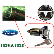 74-75 Ford Maverick Switch De Encendido Con Llaves