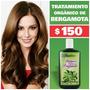 Shampoo Orgánico De Bergamota