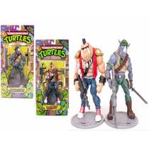 Bebop Y Rocoso Rocksteady Paquete Tortugas Ninja Remate 50%