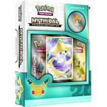 Pokemon Cartas Tcg Jirachi Mythical Collection 20aniversario