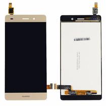 Pantalla Display Huawei G Elite Ale-l23 P8 Lite Dorado Gold