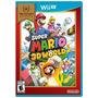Videojuego Super Mario 3d World Nintendo Wii U Gamer