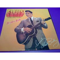 Disco Lp Elvis Presley Collection Rockn Roll