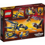 Lego Super Heroes Starblaster Showdown ¡sólo Gamers!