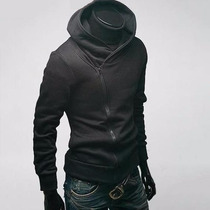 Hoodies, Sudaderas Hombre Negra, Moda Assassins Creed