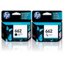 Pack Hp Cartuchos 662 Std Negro Y Color P/1515 3515 3545