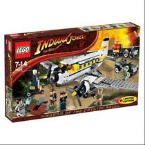 Lego Indiana Jones Peligro En El Perú Exclusivo Set # 7628