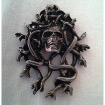 Amarre Satanico Medusa Dije Diablo Amor Pareja Brujo Hechizo