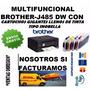 Multifuncional Brother Mfc J475dw Cartuchos Receteables Grat
