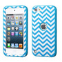 Funda Protector Triple Layer Apple Ipod Touch 5g Azul / Blan