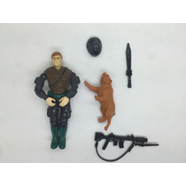 G.i. Joe Spearhead And Max V2 Night Force 1989