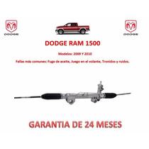 Caja Direccion Hidraulica Cremallera Dodge Ram 1500 2010
