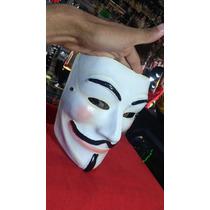 Mascara De Anonymous V De Vendetta V De Venganza , Rym