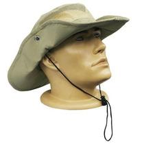 Sombrero Tipo Australiano Cazador Excelente 3pzs Env Gratis