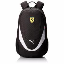 Mochila Deportiva Ferrari Scuderia Laptop 02 Puma 072231
