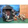 Calabosos & Dragones Lot Portal C 5 Figura 1/18 Tsr Hobbies