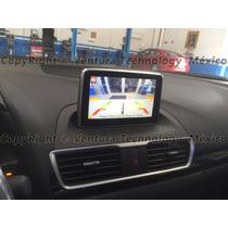 Cámara De Reversa Para Mazda 3 Hatchback Años 2013-2016