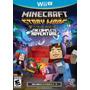 Minecraft Story Mode Complete Adventure Wii U Nuevo
