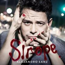 Alejandro Sanz / Sirope / Disco Cd Con 13 Canciones