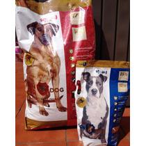 Alimento Perro Iron Red Super Premium 7 Kg Alta Proteina