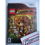 Lego Indiana Jones The Original Adventure Para Nintendo Wii