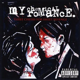 Mcr Three Cheers For Sweet Revenge - My Chemical Romance