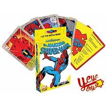 Spiderman Playing Card Game Baraja Hombre Araña