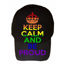 Tb Ropa Gay Keep Calm And Be Proud Rainbow Lgbt
