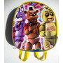 Mochila Dulcero Bolo Fiesta Five Night At Freddy´s
