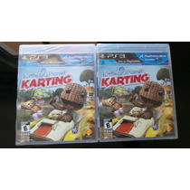 Little Big Planet Karting Ps3 Nuevo, Sellado