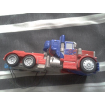 Transformers Optimus Prime Transformable 20 Cms Largo