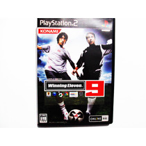 Winning Eleven 9 Japones Ps2 - Playstation 2 - Konami