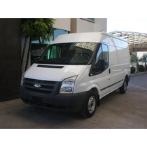 Ford Transit Modelo.2013 Color Blanco
