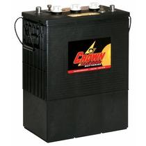 Bateria Solar Crown Cr390 6v 390ah Acido Plomo