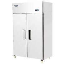 Refrigerador Atosa Dos Puertas Mbf8005 Acero Inoxidable