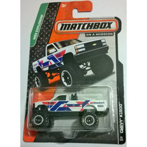 Matchbox - Pick Up - Chevy K1500 - Camioneta - Gm