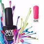 Esmalte Gel Uñas Tipo Gelish Gloss Over Color Bright Pink