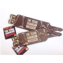 La Masacre En Texas Leatherface Pulsera Brazalete Oficial