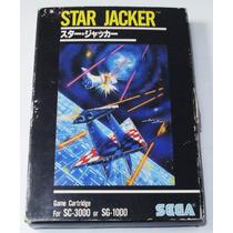 Star Jacker Japones Sega Computer Videogame Retromex Tcvg