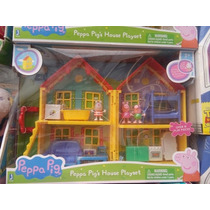 Peppa Pig Pek´n Surprise Playhouse Casa De Peppa