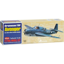 Guillows 509 Avion Tbf Avenger Armar Madera Balsa/ No Revell
