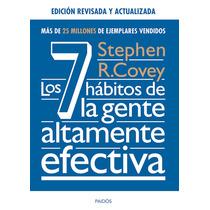 E-book Original Los 7 Hábitos De La Gente Altamente Efectiva