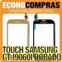 Pantalla Touch Para Samsung Gt-i9060i Dorado 100% Nuevo!!!!!