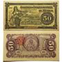 Billete 50 Cts Gobierno Convencionista De Mexico (id: 1150)