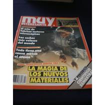 Muy Interesante - La Magia De Los Nuevos Materiales.