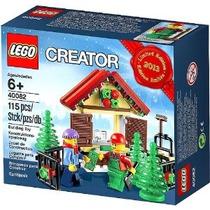 Lego Árbol Creador Soporte 2013 De Edición Limitada Holiday