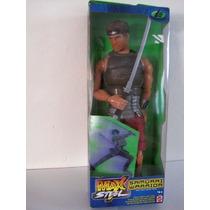 Max Steel Samurai Warrior