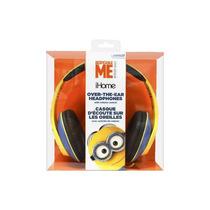 Kiddesigns - Minions Over-the-ear Auriculares - Negro