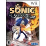 Sonic And The Secret Rings Wii Nuevo Citygame